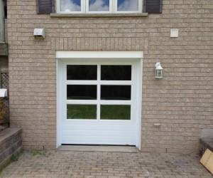 Turn A Basement Room Into A Garage Like Storage Area