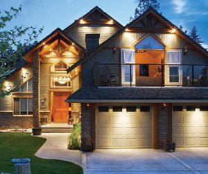 Garage Doors Light Up Your Garage Baker Door Company