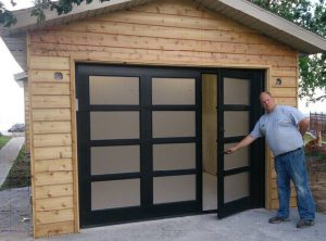 The Pros And Cons Of A Garage Door With A Pedestrian Door