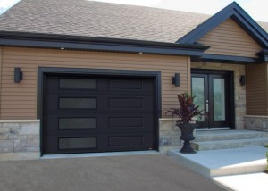 What You Should Know Before Adding Windows To A Garage Door