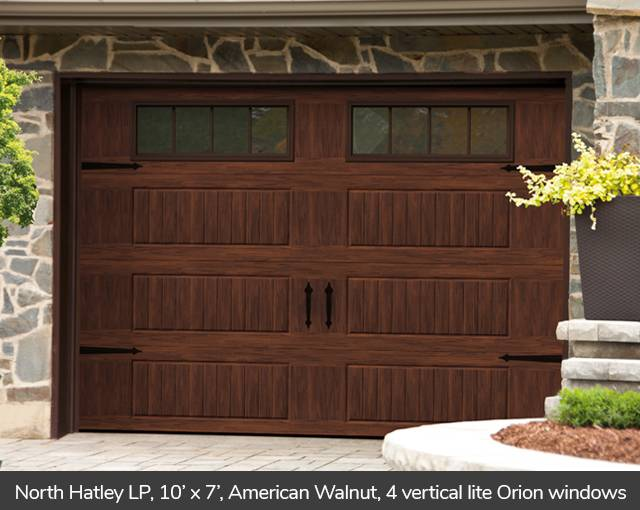 North Hatley Lp Design From Garaga Garage Doors