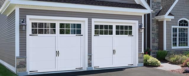 Princeton P 11, 9u0027 X 8u0027, Ice White Doors And Overlays