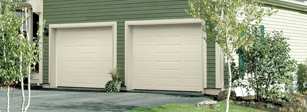 garage door opening styles retractable glass classic mix 9 7 desert sand garage door repair service in enola pa baker door company